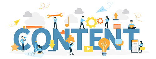 Create Great Website Content